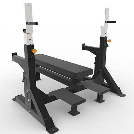 F-HDOBCOMP Force USA Commercial Heavy Duty IPF Spec Olympic Bench Press-2