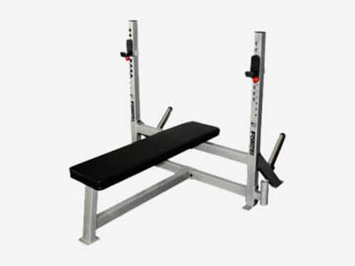 Fixed Olympic Bench Press