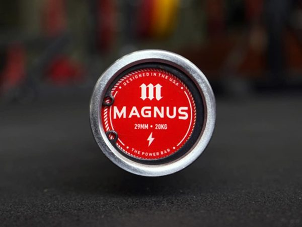 MAGNUS Powerlifting Barbell