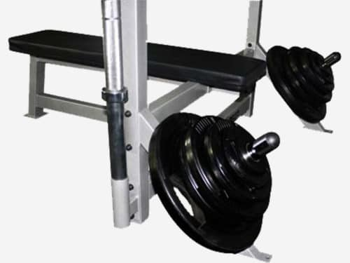 FORCE USA Olympic Bench Press