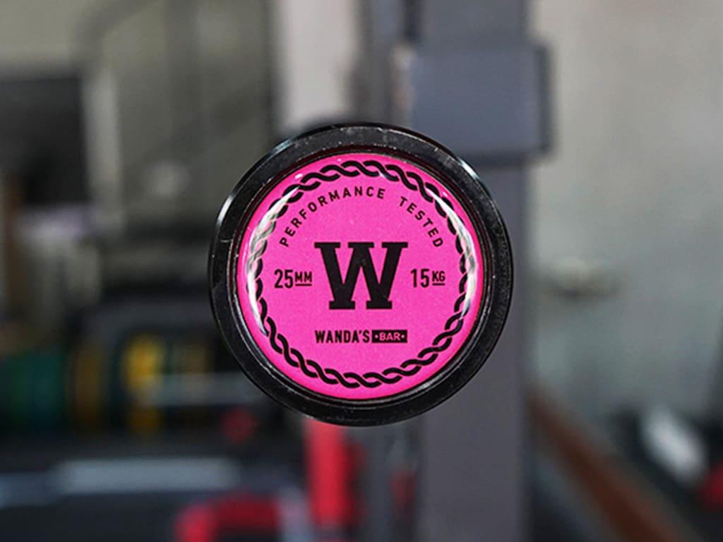 Wanda Olympic Barbell