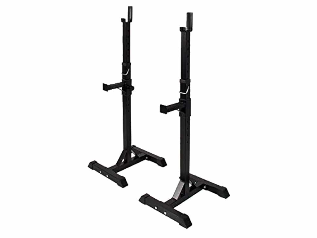 Free Squat Stand — Power Rack Termurah