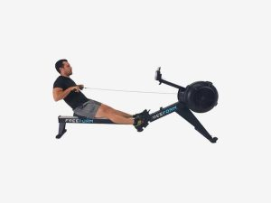 Using Rowing Machine FreeForm R2000