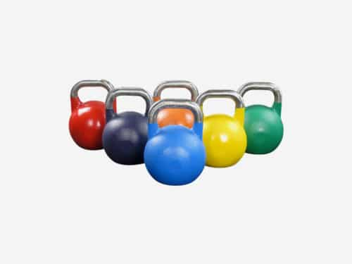 Competition Steel Kettlebells GFI