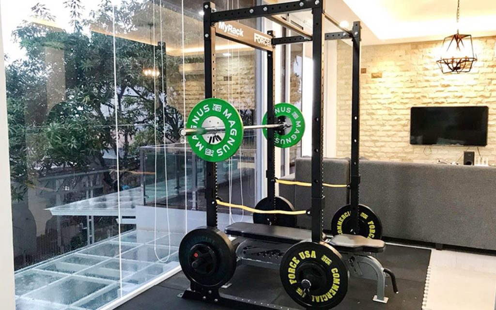 Manfaat Home Gym