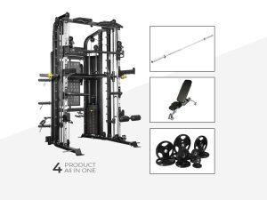 Monster G6 Gym Packages
