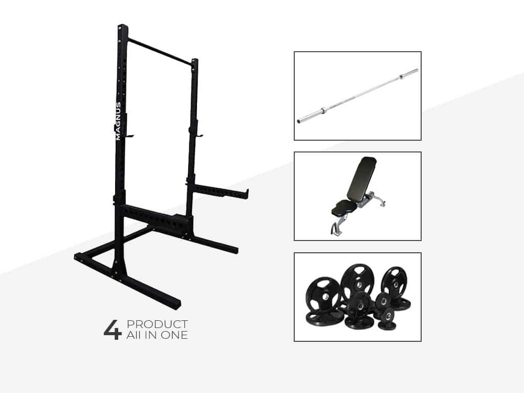 Squat Stand Package