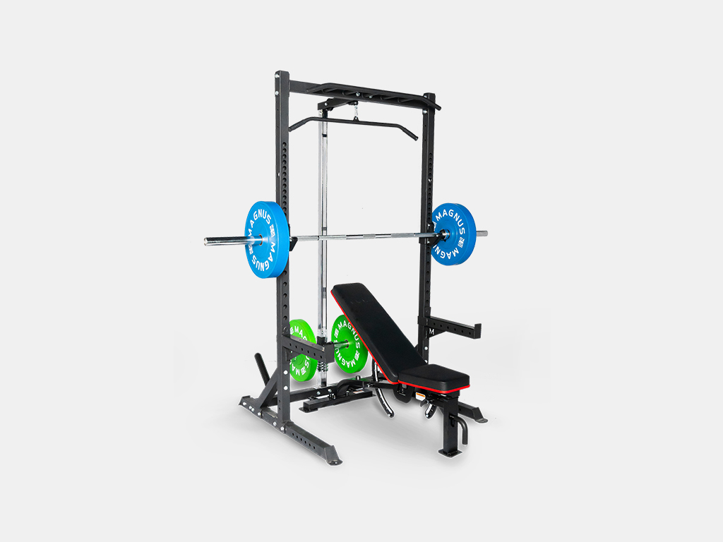 Squat Stand Package Side