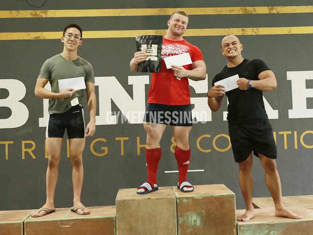 Supertotal Iron Game—Men Winner