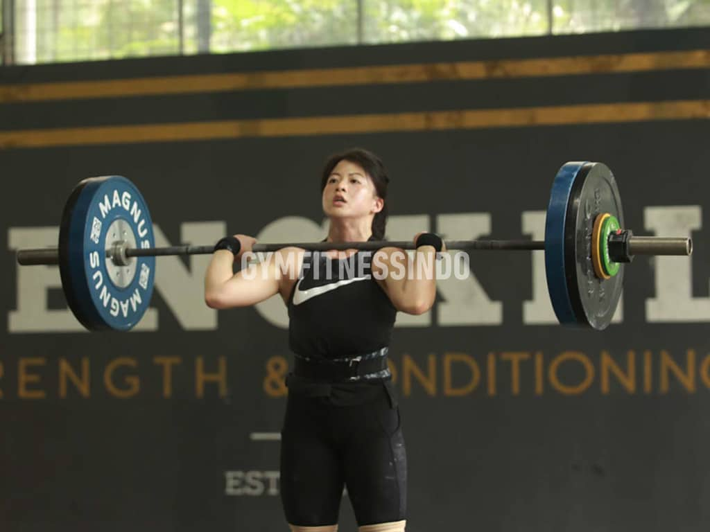 Supertotal Iron Game 2019-Powerlifting Women