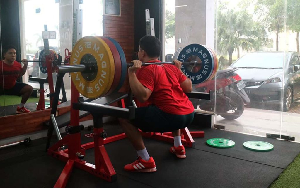 Latihan Gym Conditioning di Serpong Crossfit Serpong
