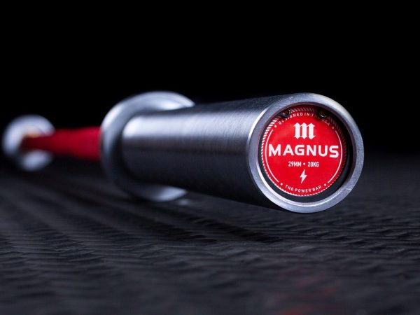 MAGNUS Power Barbell Hellboy Edition
