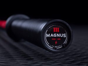 MAGNUS WOD Barbell Hellboy Edition