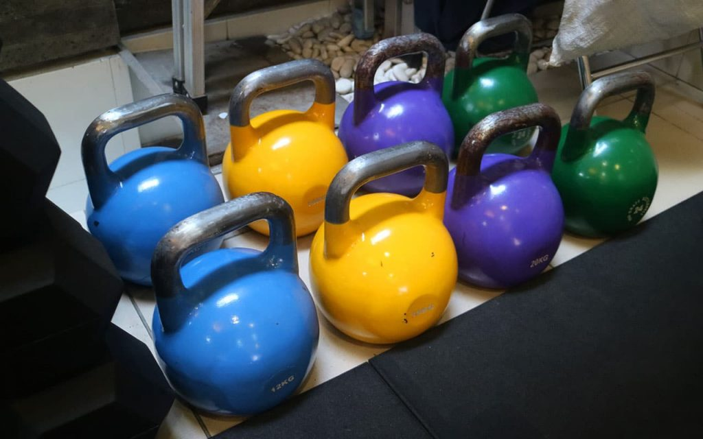 Private Gym Dansen and Kettlebells