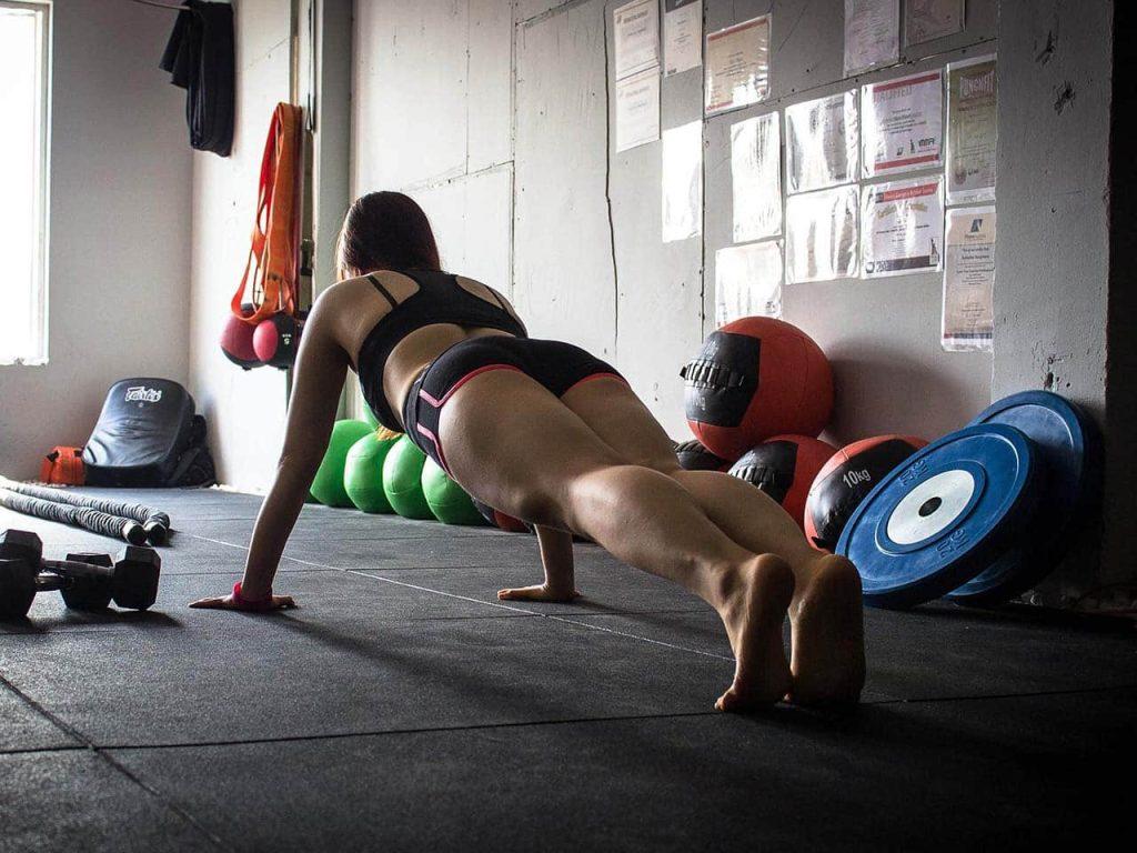 Cara Fitness yang benar