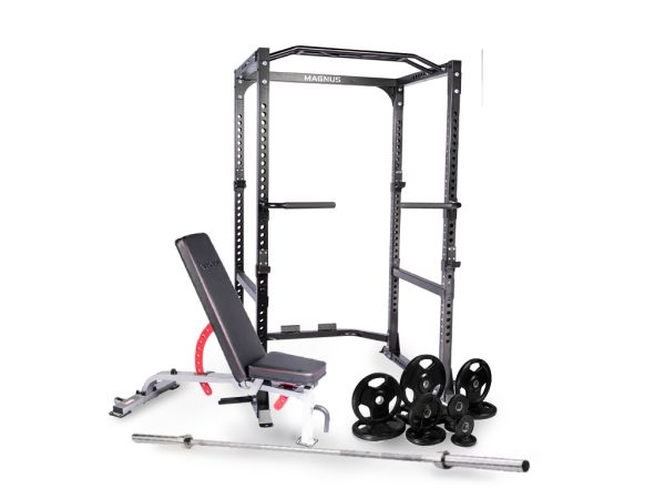Paket Eco Power Rack with CFID Bench