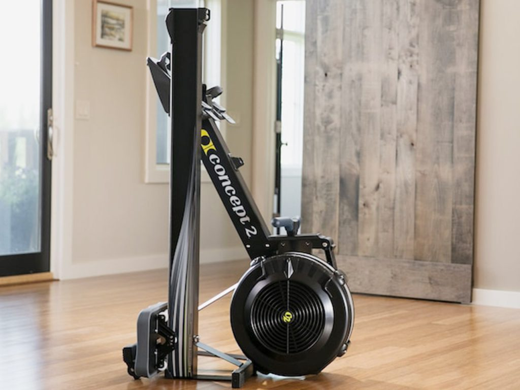 Review Concept2 Rower