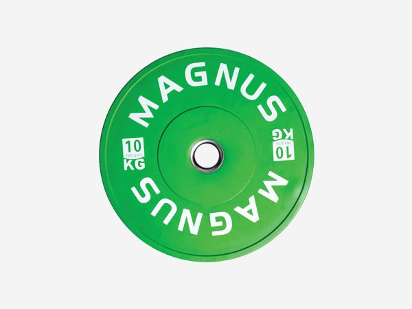 10kg Colored Bumper Magnus