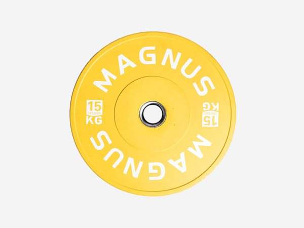 15kg Colored Bumper Magnus