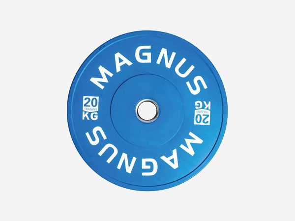 20kg Colored Bumper Magnus