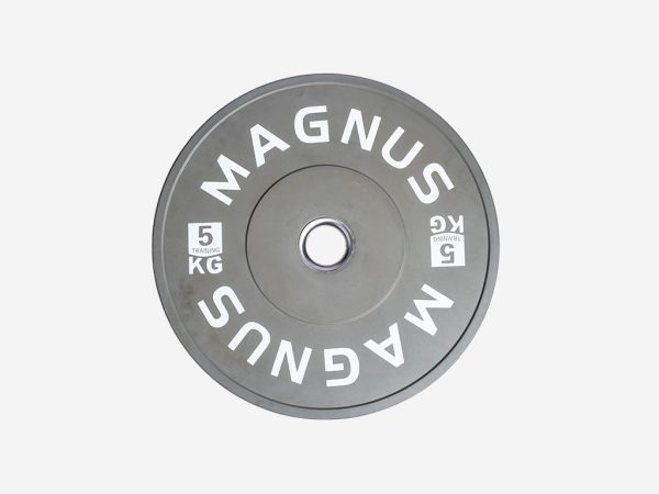 5kg Colored Bumper Magnus