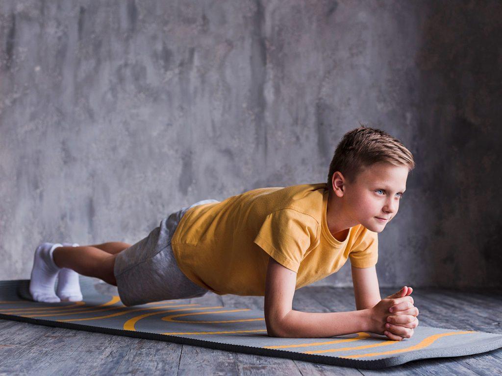 Alat fitness untuk pemula