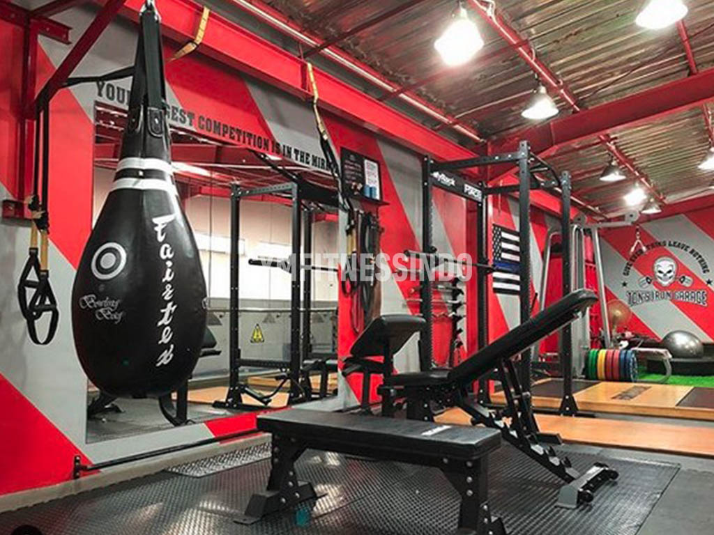 MMA VOLCANO, Perpaduan Gym Muay Thai dan Strength Training di Medan.