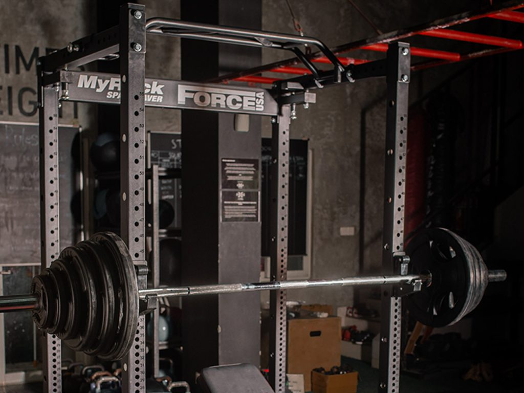 force usa myrack power rack