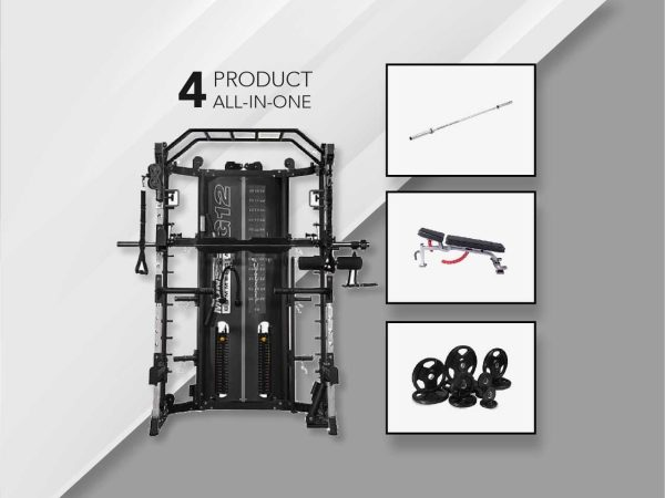 Paket Home Gym Monster G12