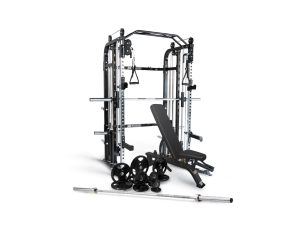 MAGNUS X5 Package with DHZ Bench