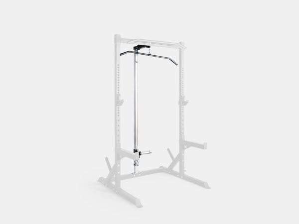 Lat Pull Down - Squat Stand