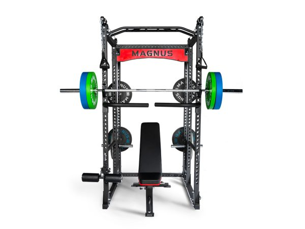 Power Rack X2 package front_white