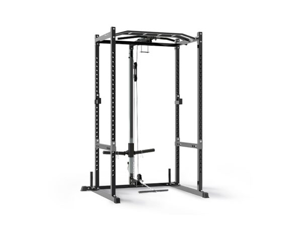 PT Power Rack with Lat Pulldown