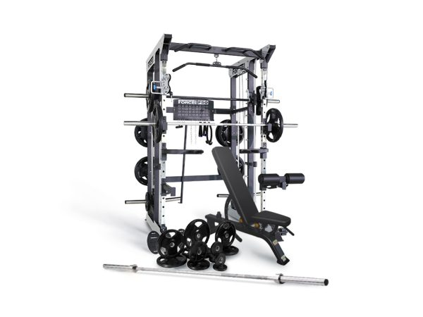 F50 Package with DHZ bench