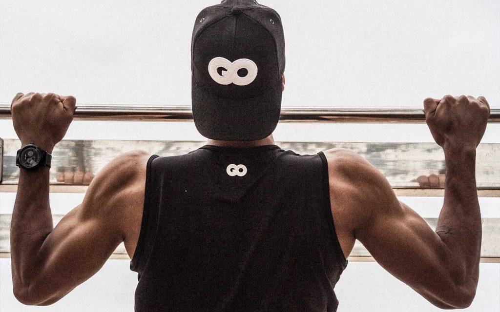 Cara membesarkan otot bahu