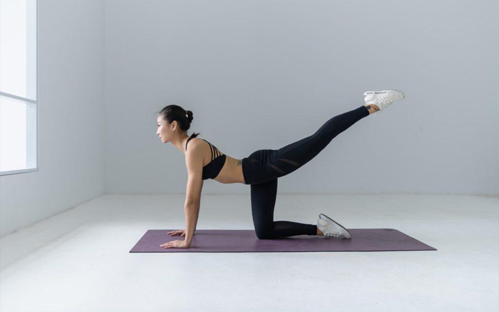 Gerakan melatih otot perut